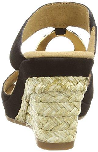 Gabor Shoes (Gabor), Mules Femme Schwarz (schwarz (OBL))