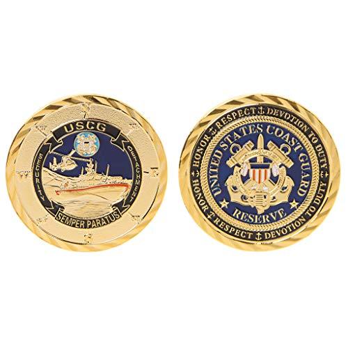 Freshsell 2018 Gedenkmünze USA Army Coast Guard Collection Souvenir