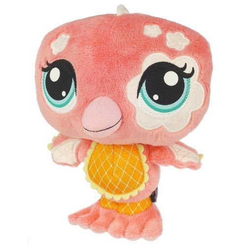 Littlest Pet Shop LPSO Pets - Flamingo (Shop Littlest Pet Flamingo)