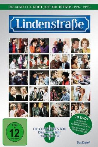 Lindenstraße - Das komplette 8. Jahr (Collector's Box, 10 DVDs)