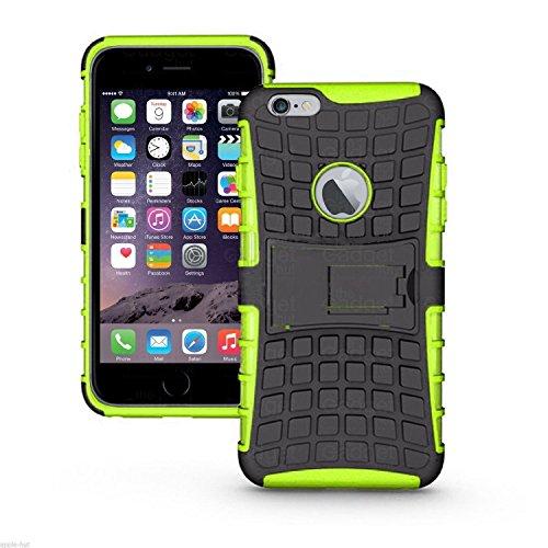 DN® Smart Schutzhülle für Apple iPod Touch 5und Apple iPod Touch 6, SLIM SURVIVOR GREEN, iPod Touch 5 (Ipod Touch Survivor Slim)