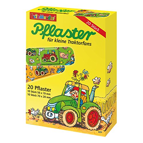 Lutz Mauder 14520 Traktor-Pflaster (Supplies Achtung Party)