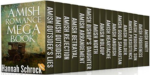 Amish Romance Mega Book 16 Book Box Set