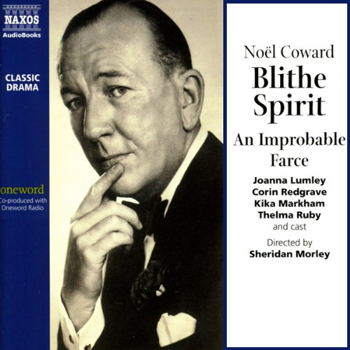 Blithe Spirit  Audiolibri