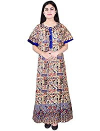 Amazon.in  Cotton - Nighties   Nightdresses   Sleep   Lounge Wear ... 5b4bc311b