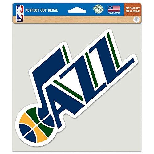 Wincraft NBA Perfect Cut Color Aufkleber, Erwachsene (Unisex), Kinder (Unisex), Official Team Colors, 8
