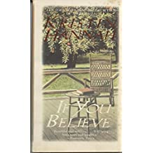 If You Believe by Kristin Hannah (1994-03-01)
