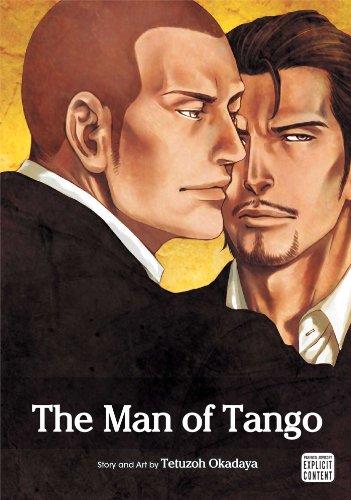 MAN OF TANGO GN (A) (C: 1-0-1) (Yaoi Manga)