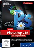 Adobe Photoshop CS5 f�r Fortgeschrittene (PC+MAC) Bild