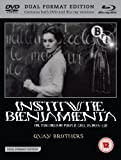 Institute Benjamenta (DVD + Blu -Ray)
