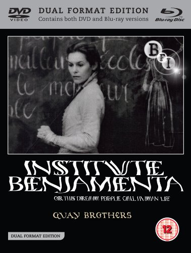 Institute Benjamenta (DVD + Blu-Ray) [Edizione: Regno Unito]