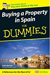 Buying a Property in Spain For Dummies Paperback