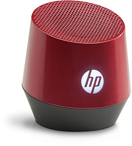 HP Mini Portable Speaker S4000 rot Hp Portable Mp3