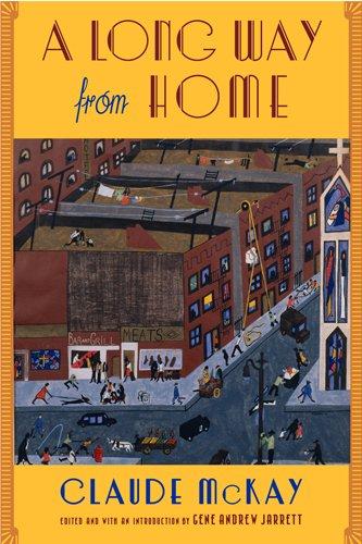 A Long Way from Home (Multi-Ethnic Literatures of the Americas (MELA)) por Claude Mckay