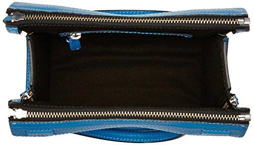 Damai Mini Essenza Goccia, Borsa a Tracolla Donna, 11 x 30 x 20 cm (W x H x L) Blu