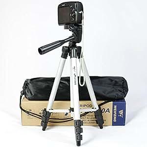 AGPtek®Trépied Weifeng 3110A lumière appareil photo numérique machine à carte de trois pieds petite caméra matériel photographique