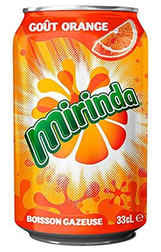 Mirinda Orange 33cl (pack de 24)