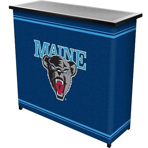 University of MaineT 2 Shelf Portable Bar w/