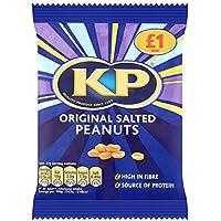 KP original Cacahuetes salados 75g (paquete de 12 x 75 g)