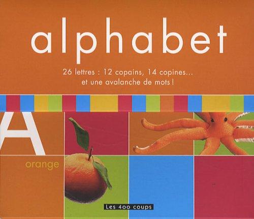 Coffret alphabet : 26 livrets par Yves Nadon