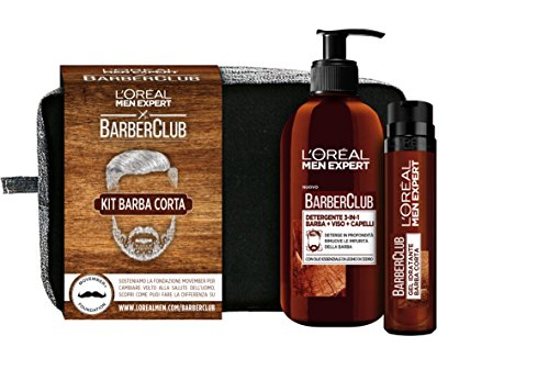 Supply Men Expert Barber Club Champú Barba-rostro-cabello 200 Ml Elegant Shape Hair Care & Styling