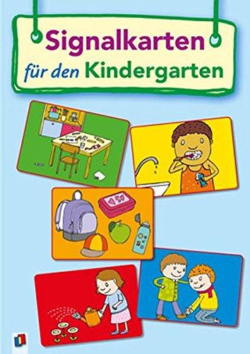 Signalkarten für den Kindergarten -