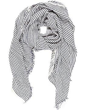 Bufanda de mujer, Ligera, con tacto Cashmere, ideal para Invierno y Otoño | Bufanda manta Estilosa y Elegante...