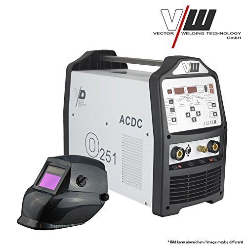 Digital Schweißgerät AC/DC WIG O251 Puls Inverter Mit plasma ALU WIG ARC MMA Elektrode