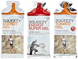 Squeezy Sports Nutrition Run Faster Set, 1er Pack