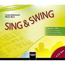 Sing & Swing / Das Schulliederbuch für HS und AHS Unterstufe in Österreich: Sing & Swing / Sing & Swing NEU Audio-CDs: Das Schulliederbuch für HS und ... 1 CD mit 37 Aufnahmen zu Bewegung und Tanz