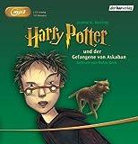Harry Potter und der Gefangene von Askaban: Gelesen von Rufus Beck von Joanne K. Rowling Ausgabe ungekürzte Lesung (2010)