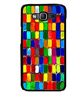 Oxum Samsung Galaxy On 5 PRO / On5 PRO Premium Designer Back Case Cover for SAMSUNG GALAXY ON 5 / ON5 PRO -Printed Gloss Finish with Black Side Edges