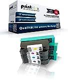 4x cartucce d' inchiostro compatibili per HP DesignJet 350C Designjet 350C Plus Designjet 450C 51640AE 51644CE 51644ME 51644Ye Nero Ciano Magenta Giallo-Confezione risparmio