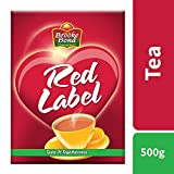 #6: Brooke Bond Red Label Tea, 500g