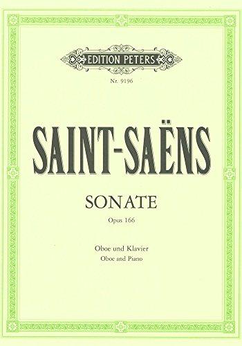 Sonate. Oboe, Klavier
