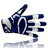 Cutters S451 REV PRO 2.0 American Football Receiver Handschuh, navy, Gr. M