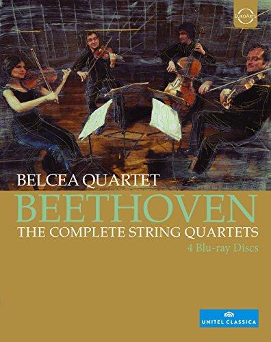 Beethoven: Komplette Streichquartette [Blu-ray]