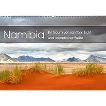 Namibia  Ein Traum von sanftem Licht und unendlicher Weite (Wandkalender  2019 DIN A2 quer d66eef5796d