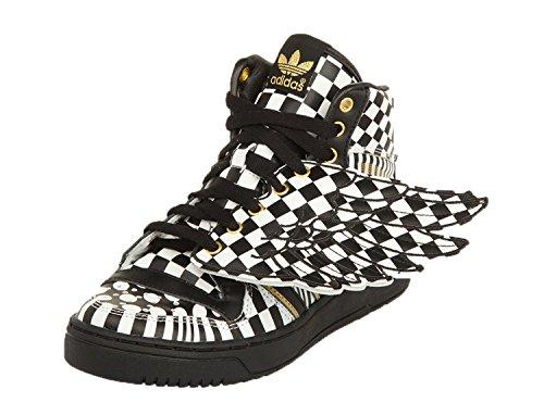 adidas Jeremy Scott JS Wings Opart High Sneakers Gr. 43 1/3 (JD1) (Js Wings Adidas)