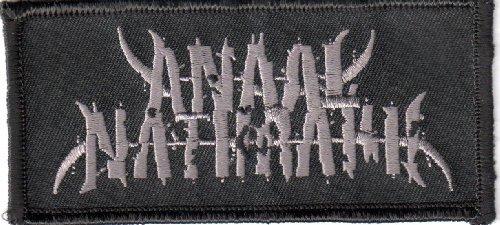 Anaal Nathrakh - Logo Aufnäher / - Wikinger-logo-patch