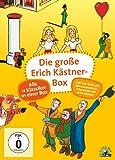 Die große Erich Kästner-Box [12 DVDs] - Erich Kästner