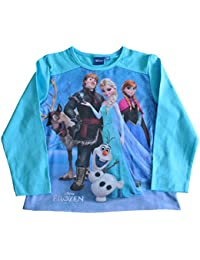 Disney Frozen Top 2 to 8 Years Disney Frozen T-shirt 1