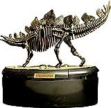 T-Rex World Dinosaurier 3D Bausatz Stegosaurus mit Podest und Ständer