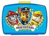 p:os 28227 Paw Patrol Brotdose mit Einsatz