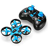 Mini Quadrocopter Drone JJRC H36 Mini Quadcopter Drone speelgoed cadeau kinderen beginners blauw