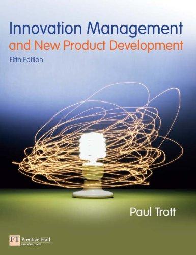 Management de l'innovation - Managing innovation