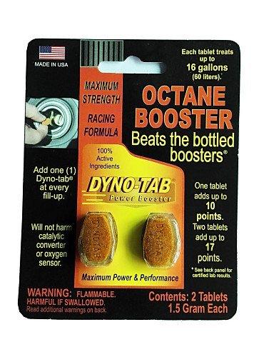 nbcvfuinj-1x-dyno-tab-tablet-refuerzo-octanaje-tarjeta-de-2-tab-alto-rendimiento-en-las-carreras-for