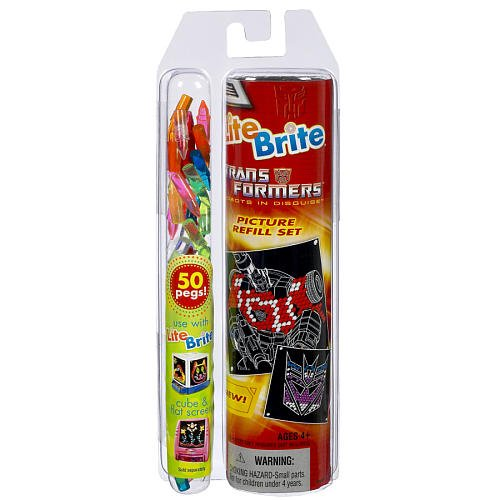 lite-brite-transformers-picture-refill-set-with-bonus-50-pegs-by-transformers