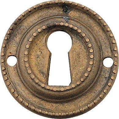 Schlüsselblatt Biedermeier 33 mm - Qualität aus Europa seit 1998
