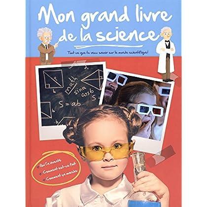 Mon grand livre de la science